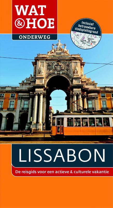 Reisgids Wat en Hoe Onderweg Lissabon   Kosmos