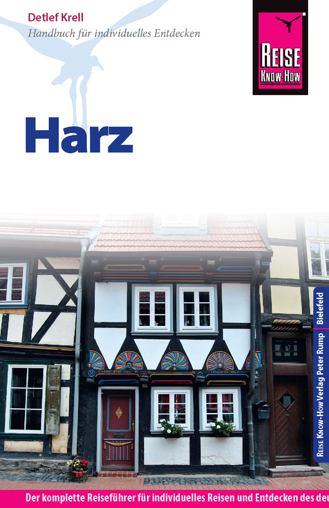 Reisgids Harz   Reise Know How