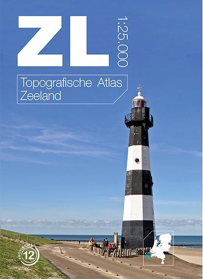 Topografische atlas provincie Zeeland   12 Provinci�n
