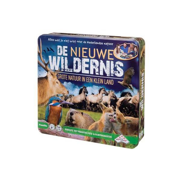 Bordspel De Nieuwe Wildernis   Identity Games