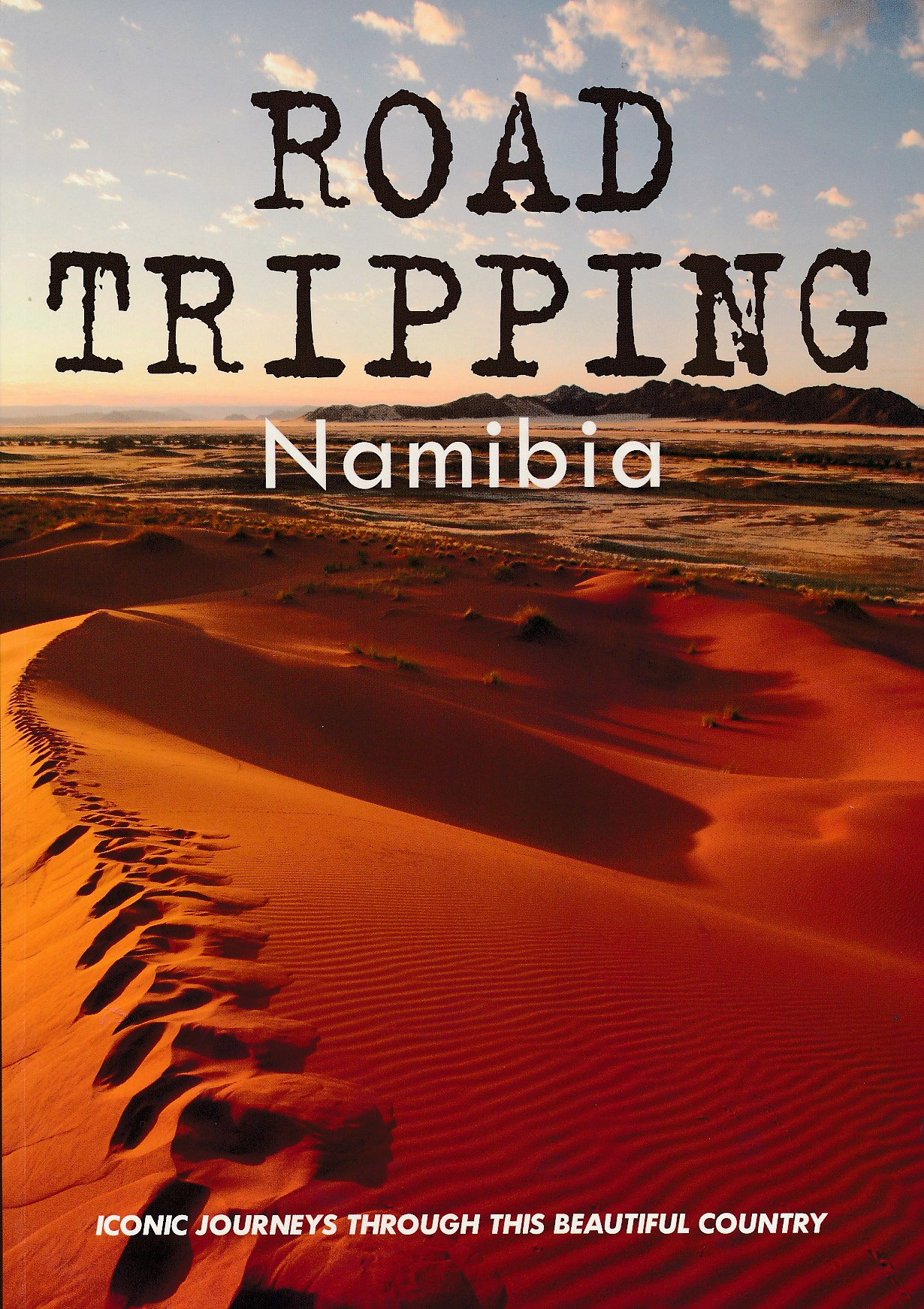 Reisgids Road Tripping Namibia - Namibië   Mapstudio
