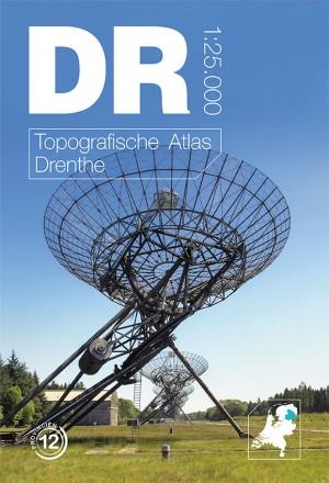 Topografische Atlas provincie Drenthe   12 provincien