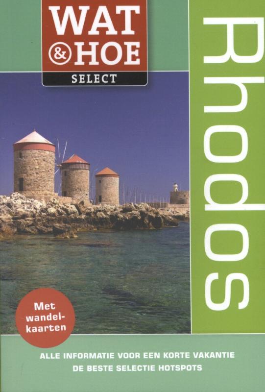 Reisgids Wat & Hoe select Rhodos   Kosmos   Des Hannigan