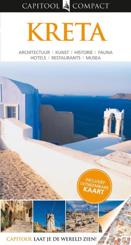 Reisgids Kreta   Capitool compact