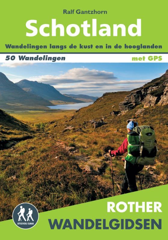 Wandelgids Schotland (Nederlands)   Rother - Elmar