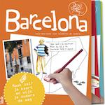 Kinderreisgids DrawYourMap Barcelona   Link   Robin Bertus,Lisa van Gaalen