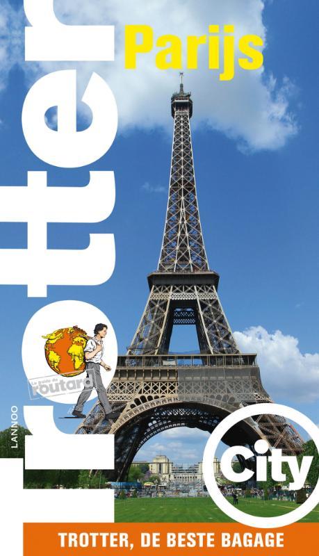 Reisgids Parijs   Trotter Lannoo