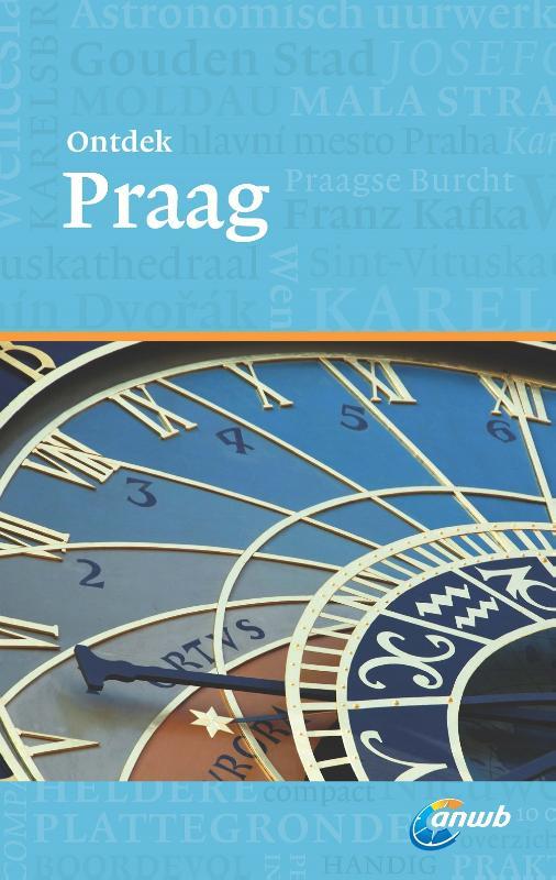 Reisgids Ontdek Praag   ANWB