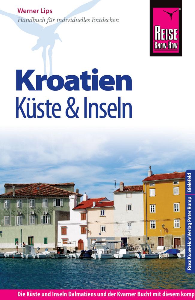 Reisgids Kroatien - Kroatië   Reise Knowhow