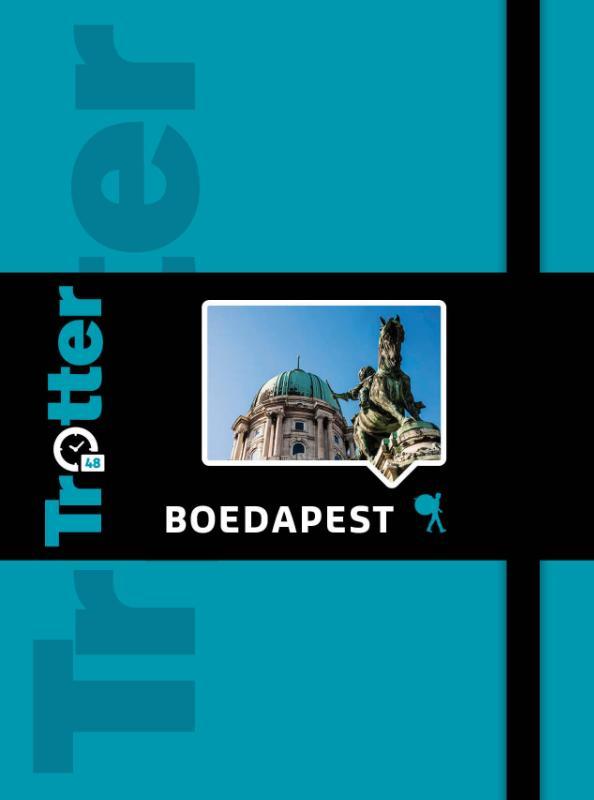 Reisgids Boedapest Trotter 48   Lannoo