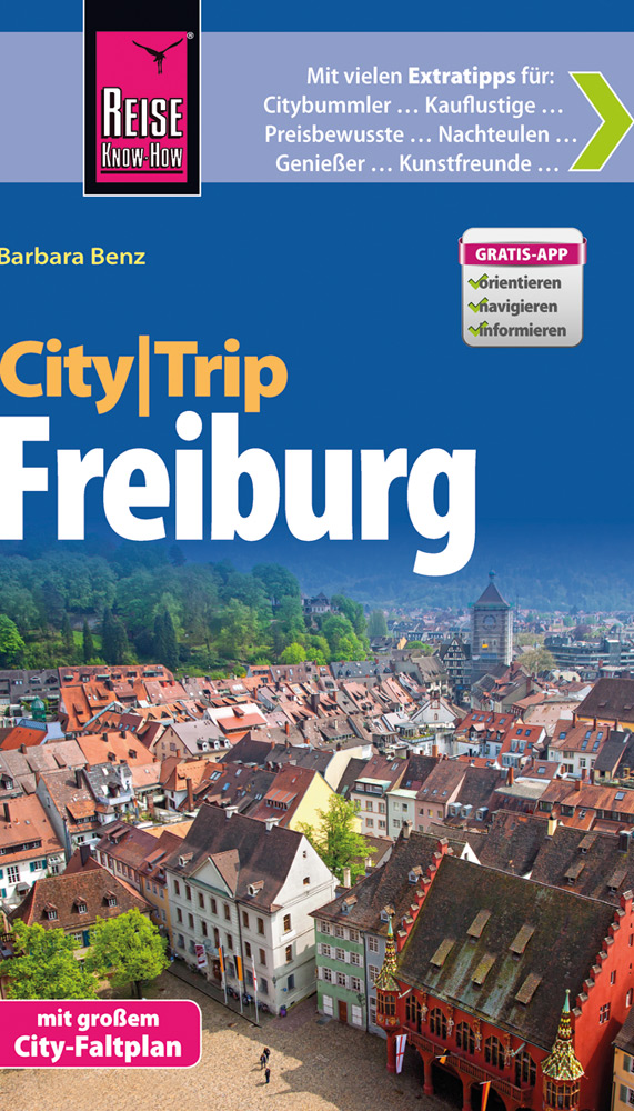 Reisgids Citytrip Freiburg   Reise Knowhow