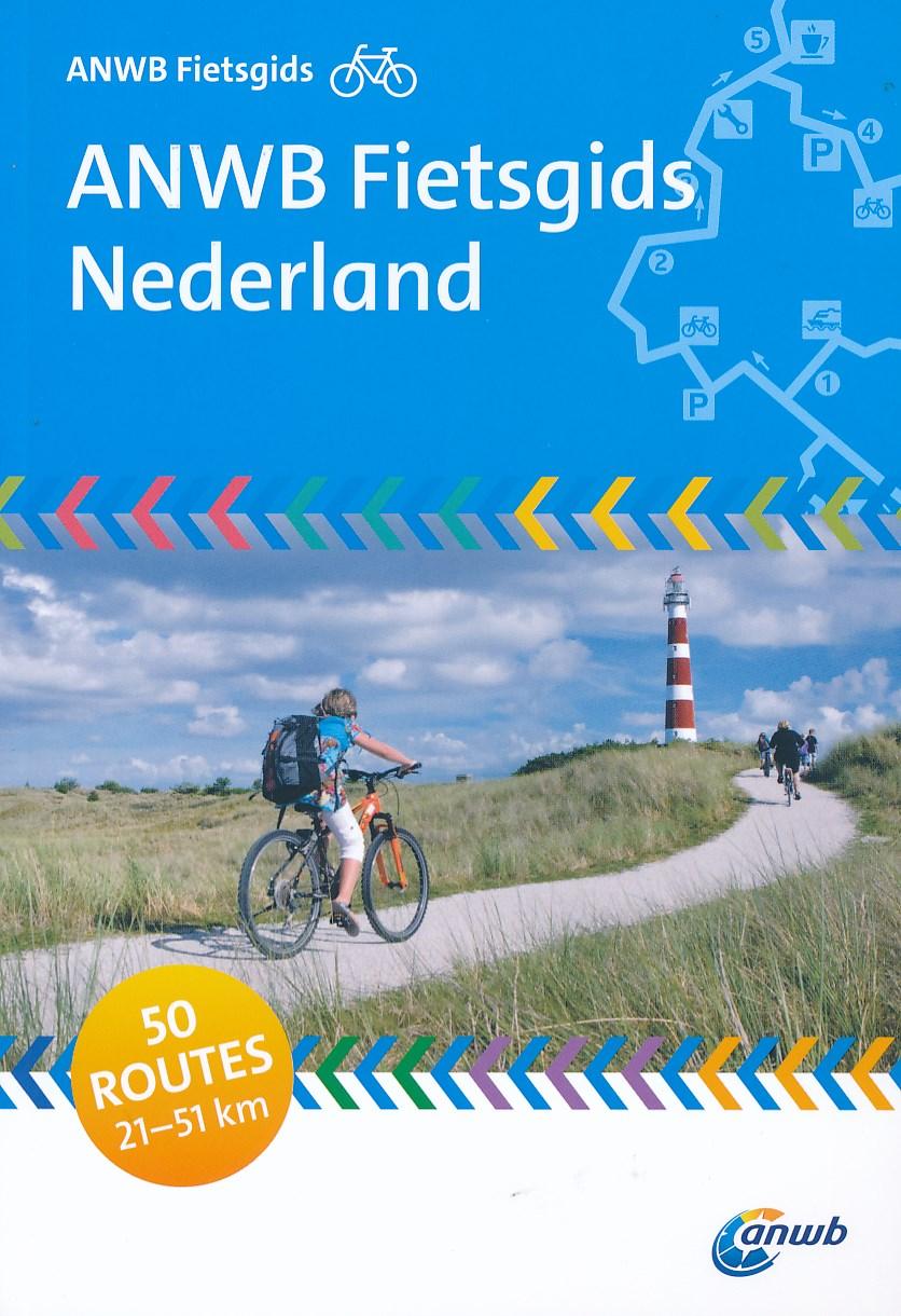 Fietsgids Nederland   ANWB