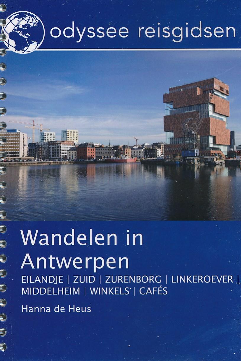 Wandelgids Wandelen in Antwerpen   Odyssee   Hanna de Heus