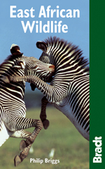 Reisgids East African Wildlife - Tanzania, Oeganda, Kenia, Rwanda natuurgids   Bradt Guide