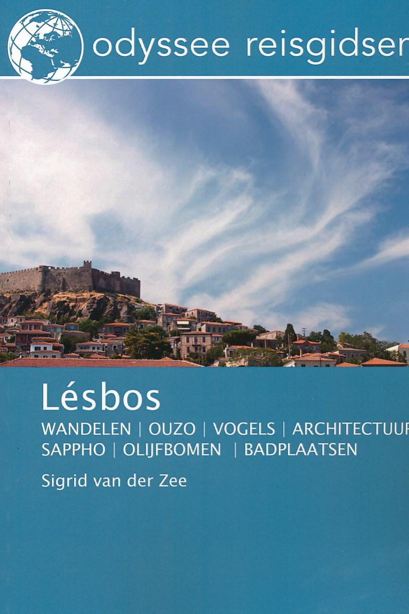 Reisgids Lesbos   Odyssee Reisgidsen   Sigrid van der Zee