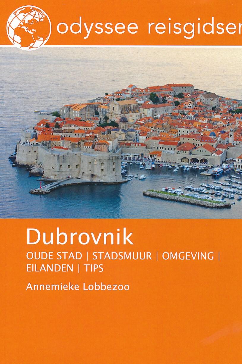 Reisgids Dubrovnik   Odyssee Reisgidsen   Annemieke Lobbezoo