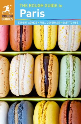Reisgids Rough Guide Paris - Parijs   Rough Guide