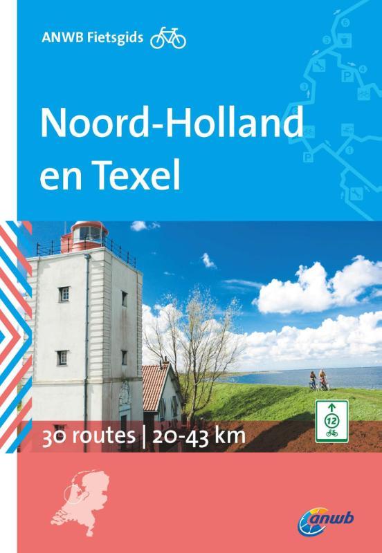 Fietsgids Noord-Holland en Texel   ANWB