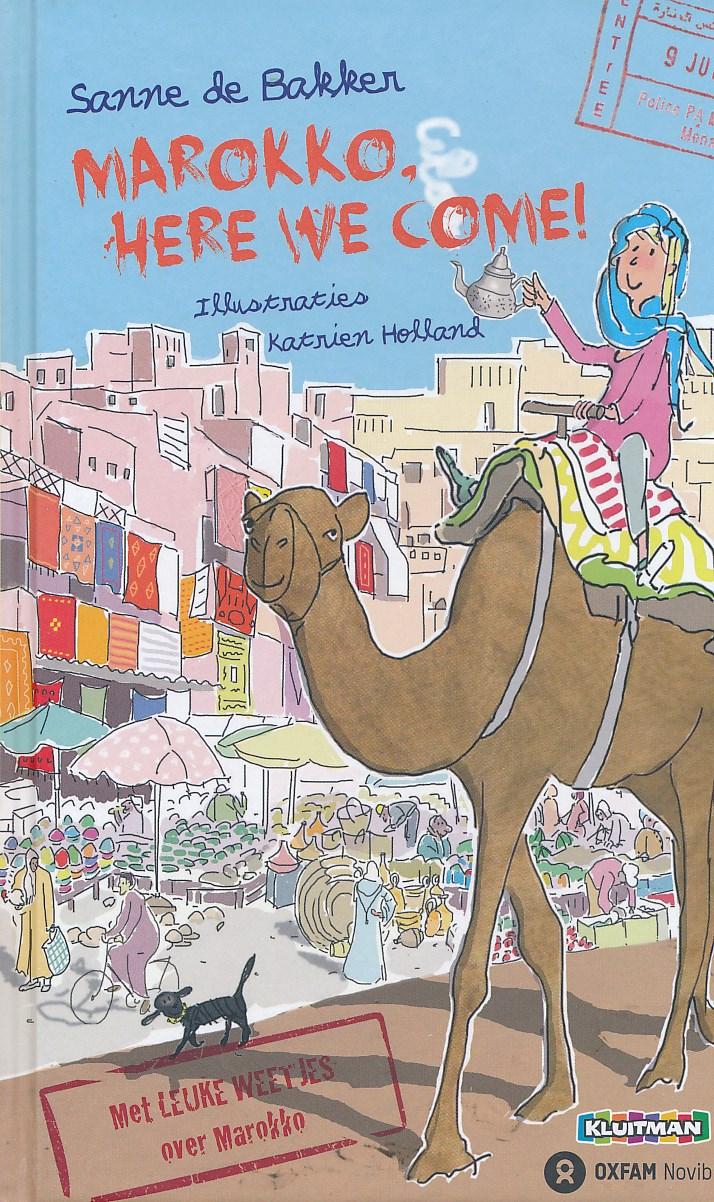 Reisverhaal Marokko, here we come!   Sanne de Bakker