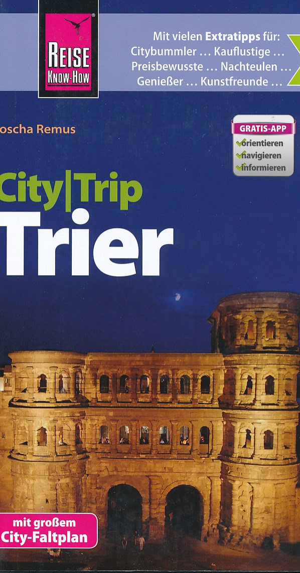 Reisgids Trier city trip   Reise Know How