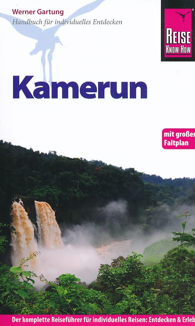 Reisgids Kamerun - Kameroen   Reise Know How   Werner Gartung