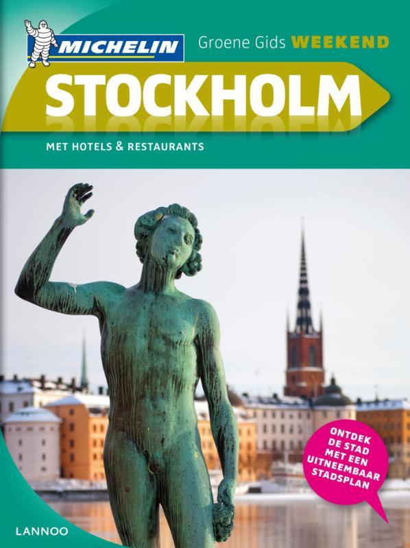 Reisgids Weekend Groene Gids Stockholm   Michelin