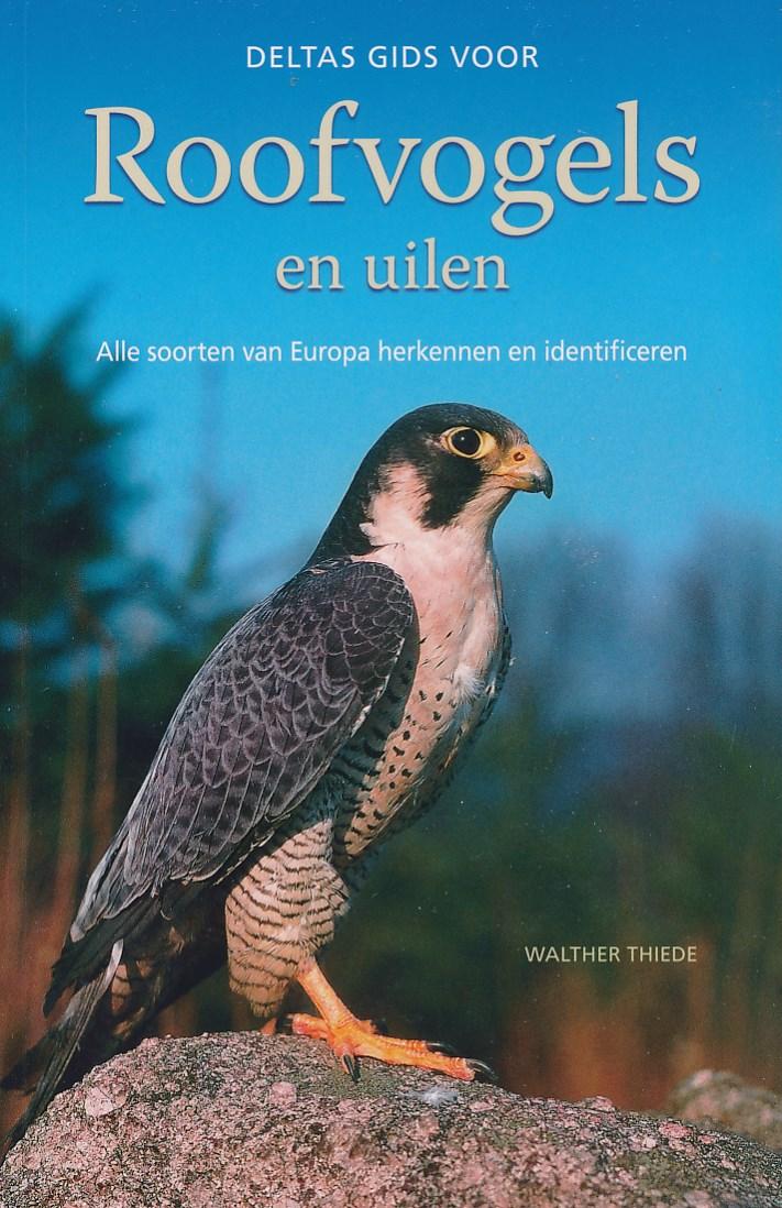Vogelgids Gids voor roofvogels en uilen   Deltas