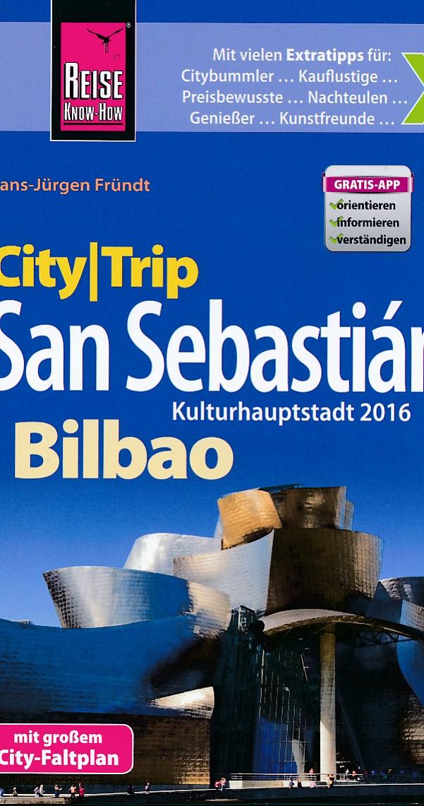 Reisgids San Sebastian en Bilbao   Reise Knowhow