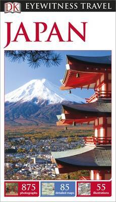 Reisgids Japan Eyewitness Travel Guide   Dorling Kindersley