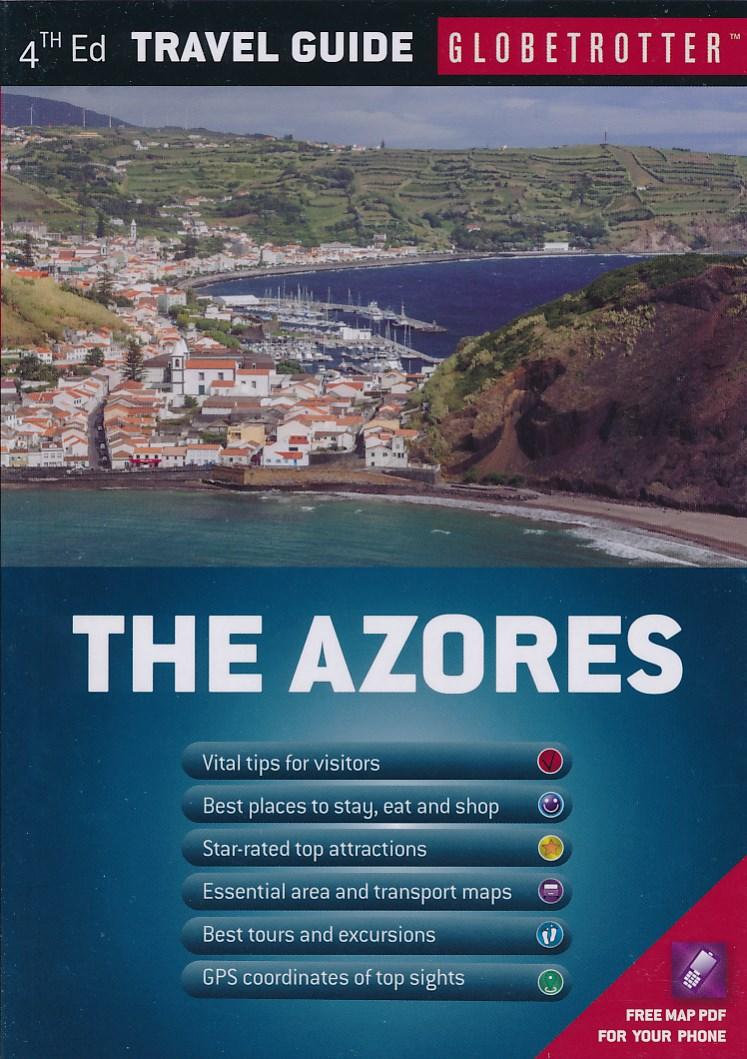 Reisgids The Azores - Azoren   Globetrotter