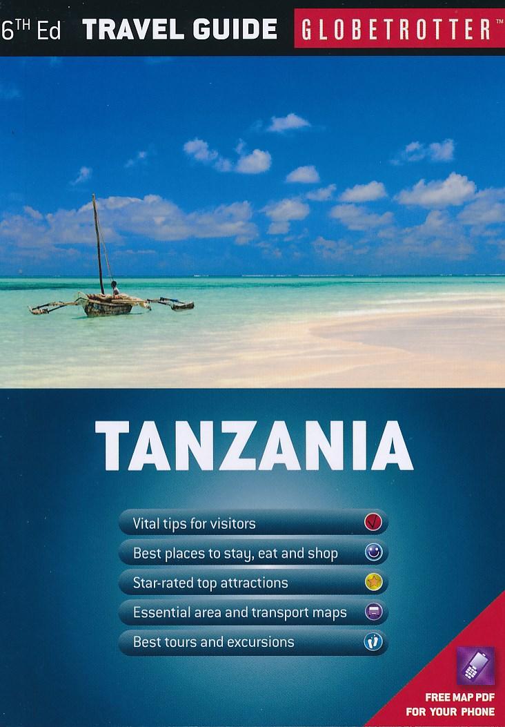 Reisgids Tanzania   Globetrotter   Graham Mercer