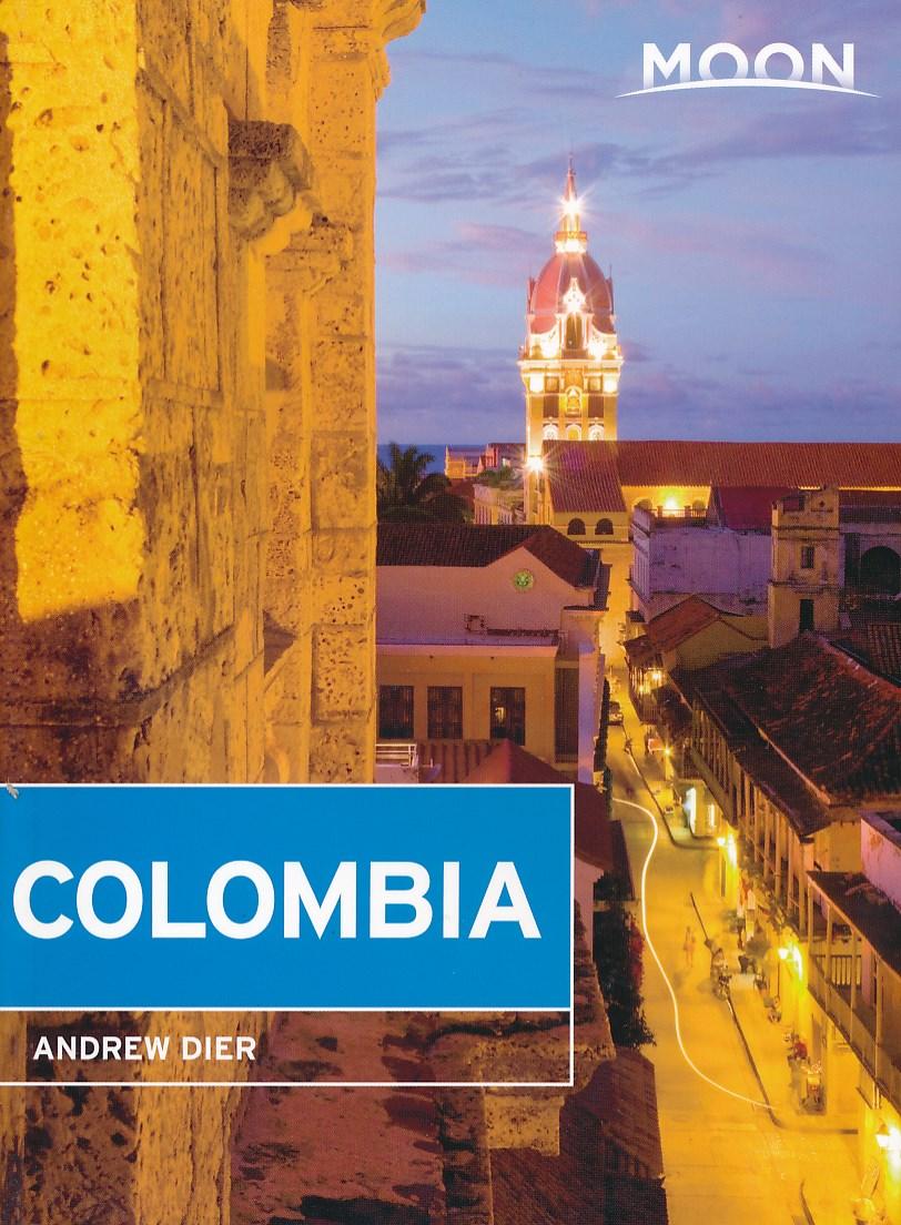 Reisgids Colombia   Moon   Andrew Dier