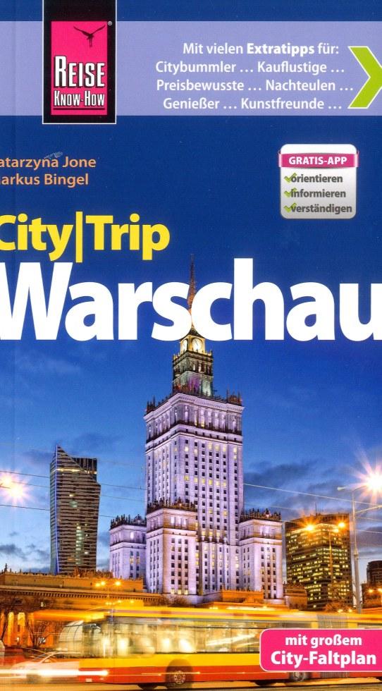 Reisgids CityTrip Warschau   Reise Know How
