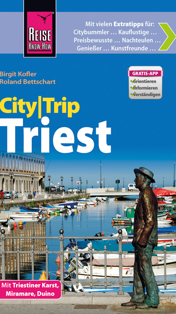 Reisgids Triëst - Triest city trip   Reise Know how