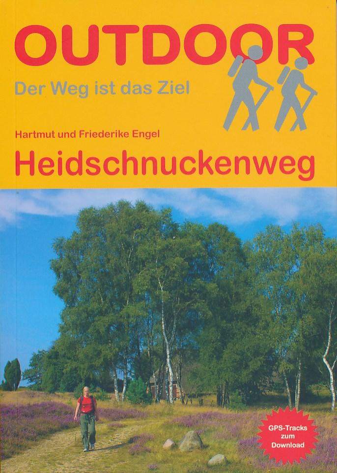 Wandelgids Heidschnuckenweg   Conrad Stein Verlag   Hartmut Engel,Friederike Engel