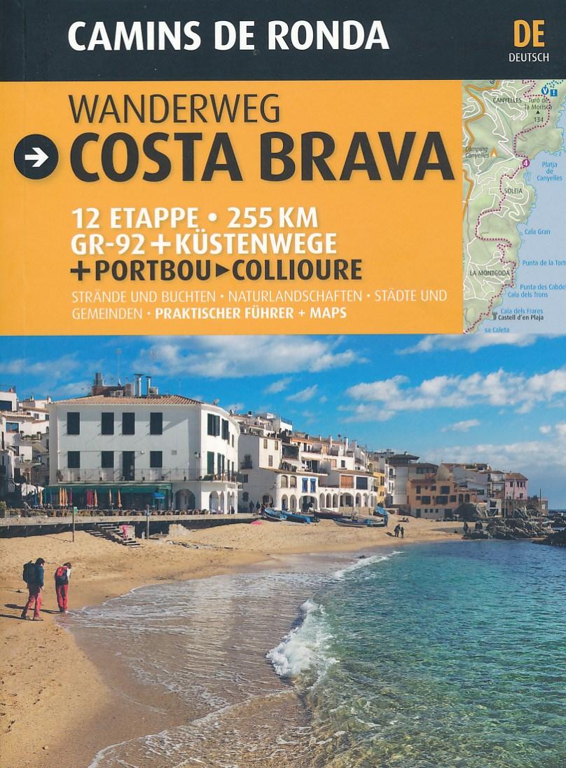 Wandelgids Wanderweg Costa Brava GR92   Triangle Postals   Jordi Puig Castellano,Sergi Lara