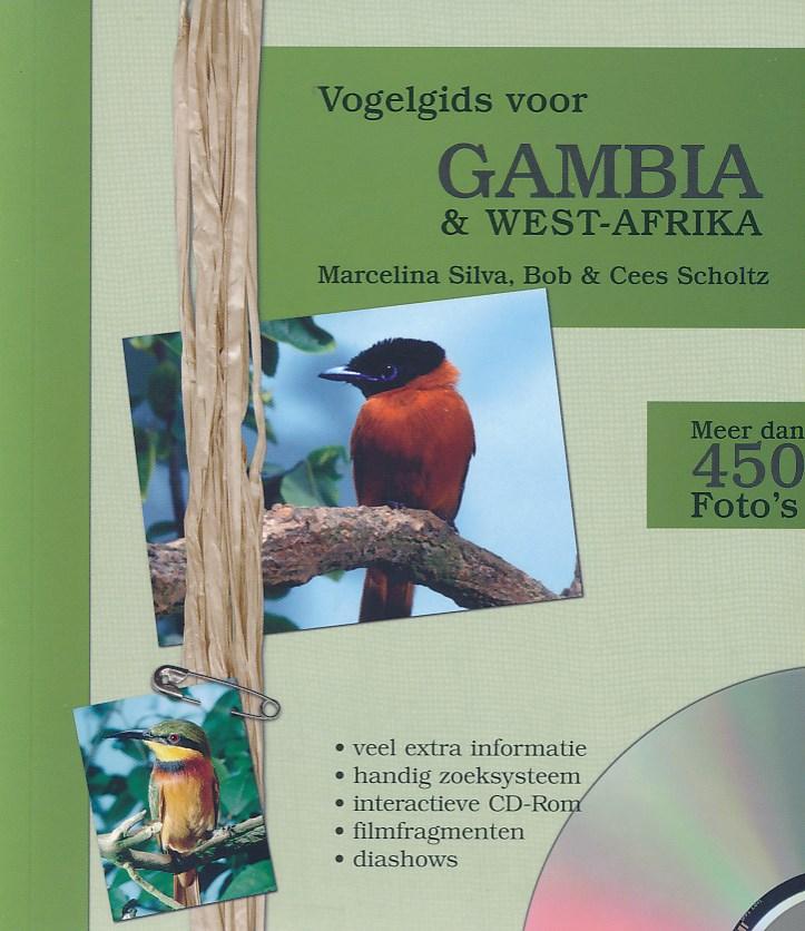 Vogelgids voor Gambia en West Afrika   Vogeldocumentatiefonds