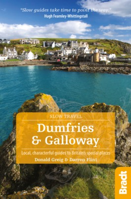 Reisgids Dumfries and Galloway   Bradt guides