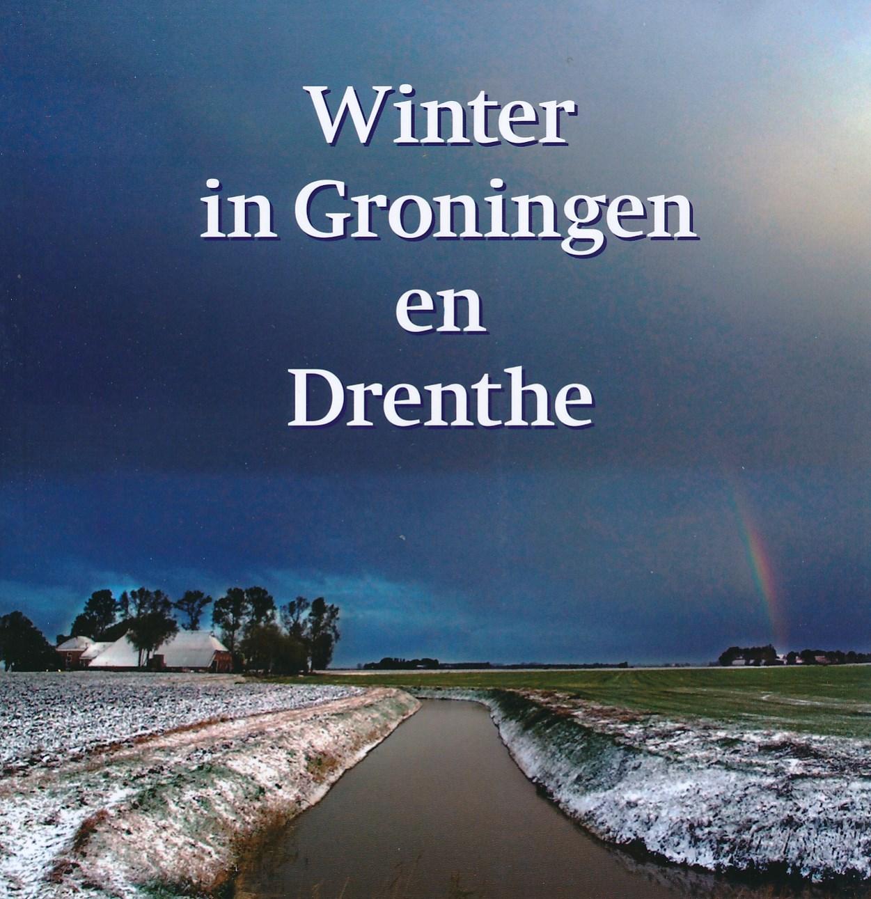 Fotoboek Winter in Groningen en Drenthe   Noordboek   Gitte Brugman