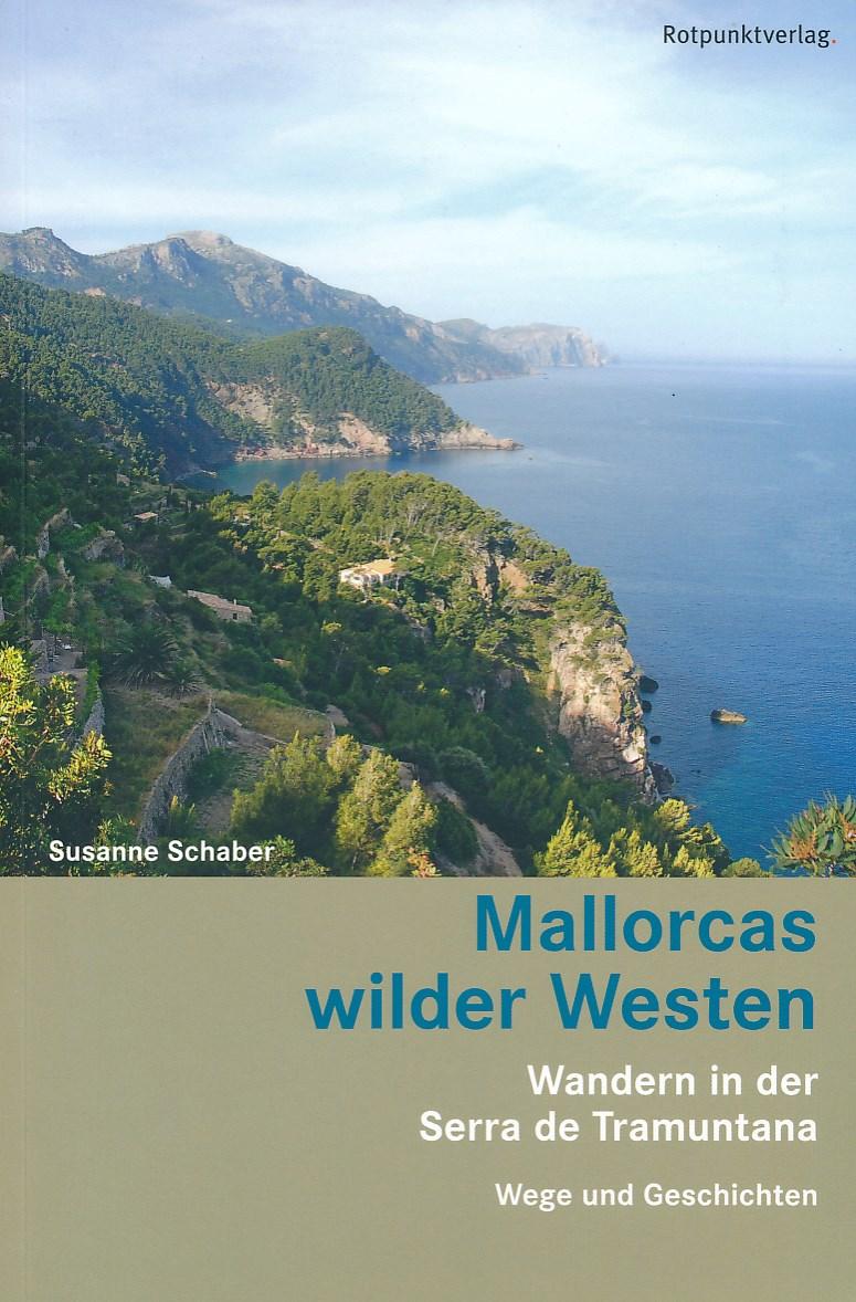 Wandelgids Mallorcas wilder Westen   Rotpunktverlag   Susanne Schaber