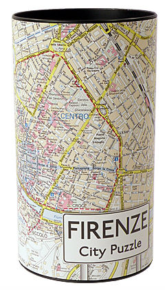 Puzzel City Puzzle Firenze - Florence   Extragoods