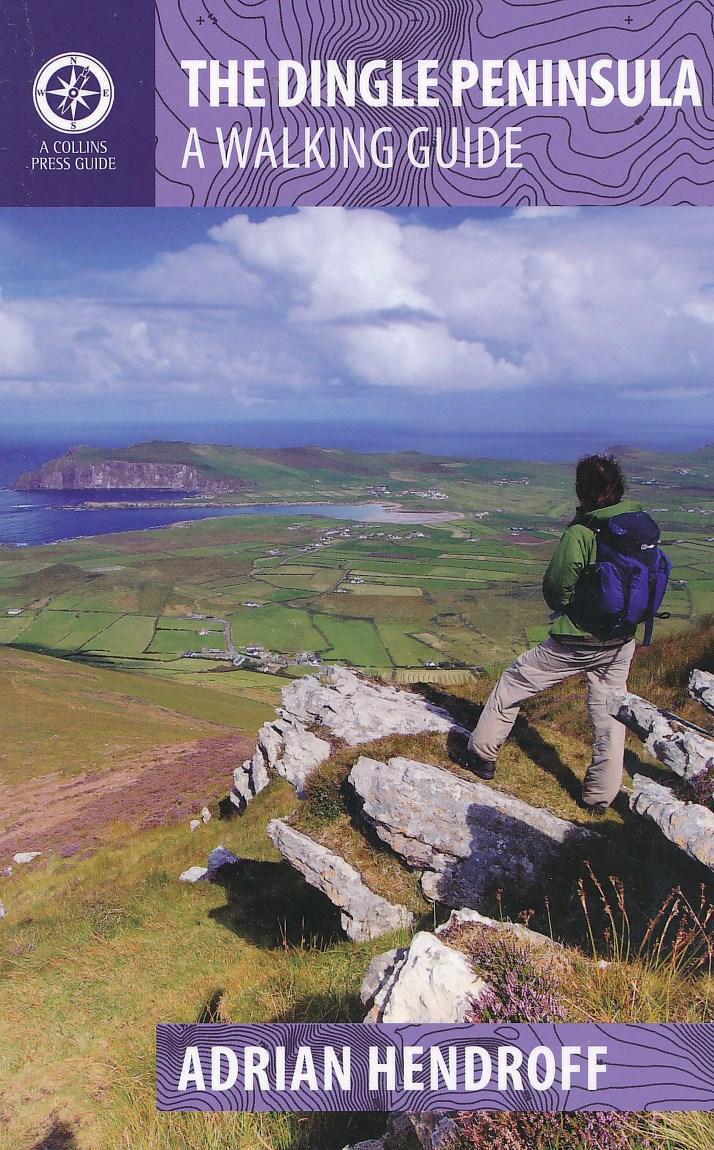 Wandelgids The Dingle Peninsula - Ierland   Collins Press   Adrian Hendroff
