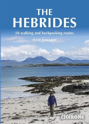 Wandelgids The Hebrides - De Hebriden Schotland   Cicerone press   Peter Edwards