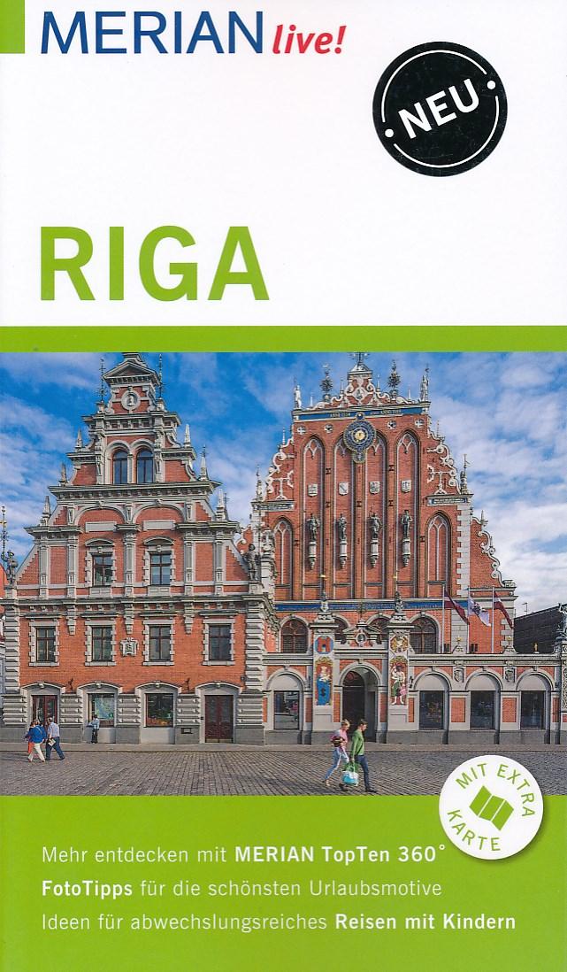 Reisgids Riga   Merian Live