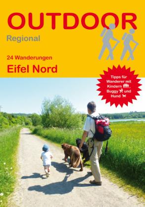 Wandelgids Eifel Nord - Noord   Conrad Stein Verlag