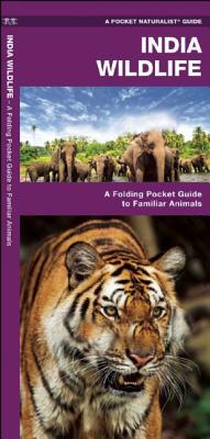 Natuurgids India Wildlife - uitklapkaart   Waterford press