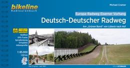 Fietsgids Eiserner Vorhang Deutsch-Deutscher Radweg   Bikeline Esterbauer