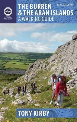 Wandelgids The Burren & the Aran Islands   Collins Press   Tony Kirby