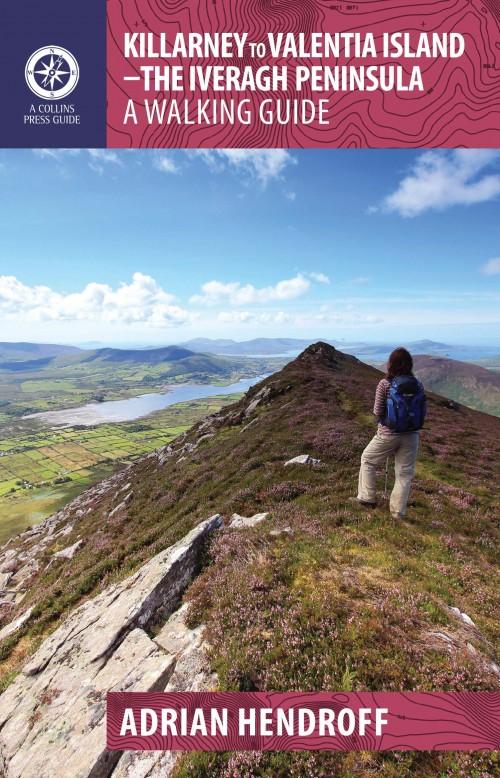 Wandelgids Killarney to Valentia Island - The Iveragh Peninsula   Collins Press   Adrain Hendroff