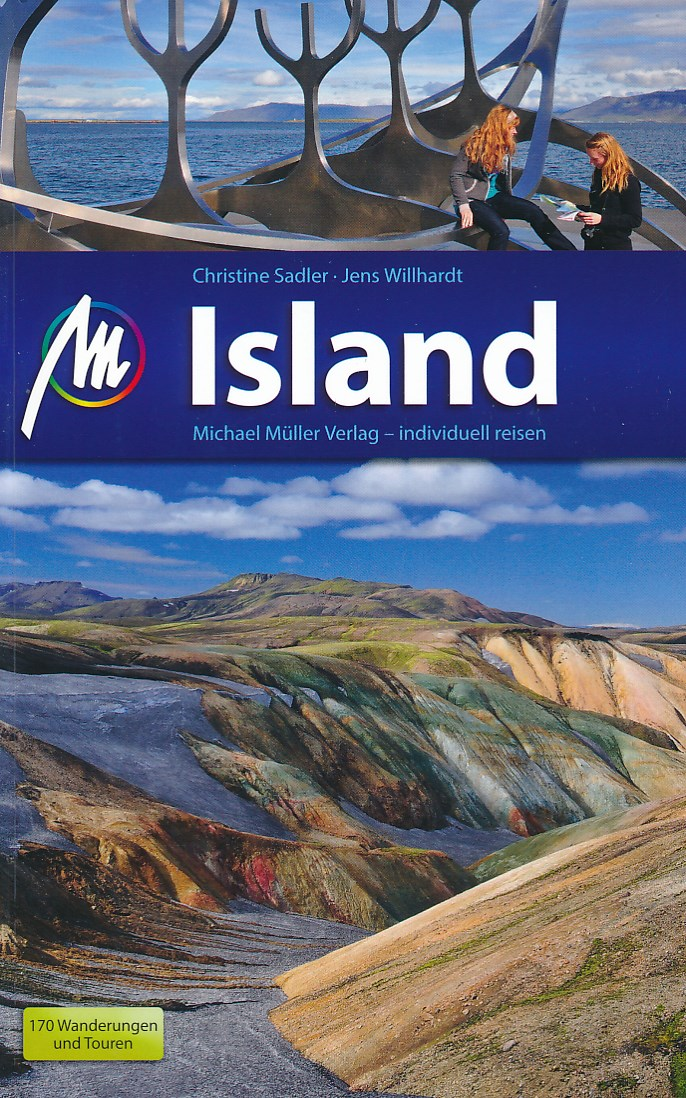 Reisgids Island - IJsland   Michael Muller Verlag   Jens Willhardt,Christine Sadler